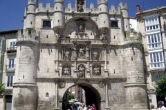 Burgos-Arco-de-Santa-María