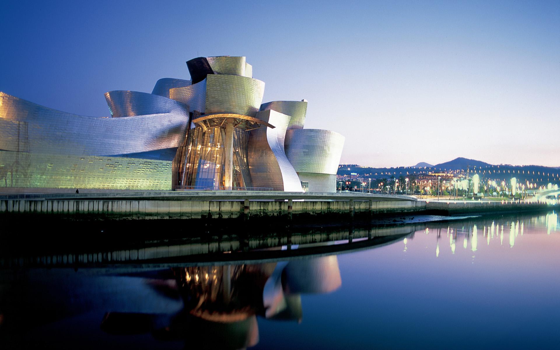 Museo Guggenheim Bilbao (Guggenheim Museum in Bilbao)