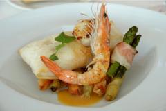 plato2espacio gastronómico Castilla Termal Balneario de Solares
