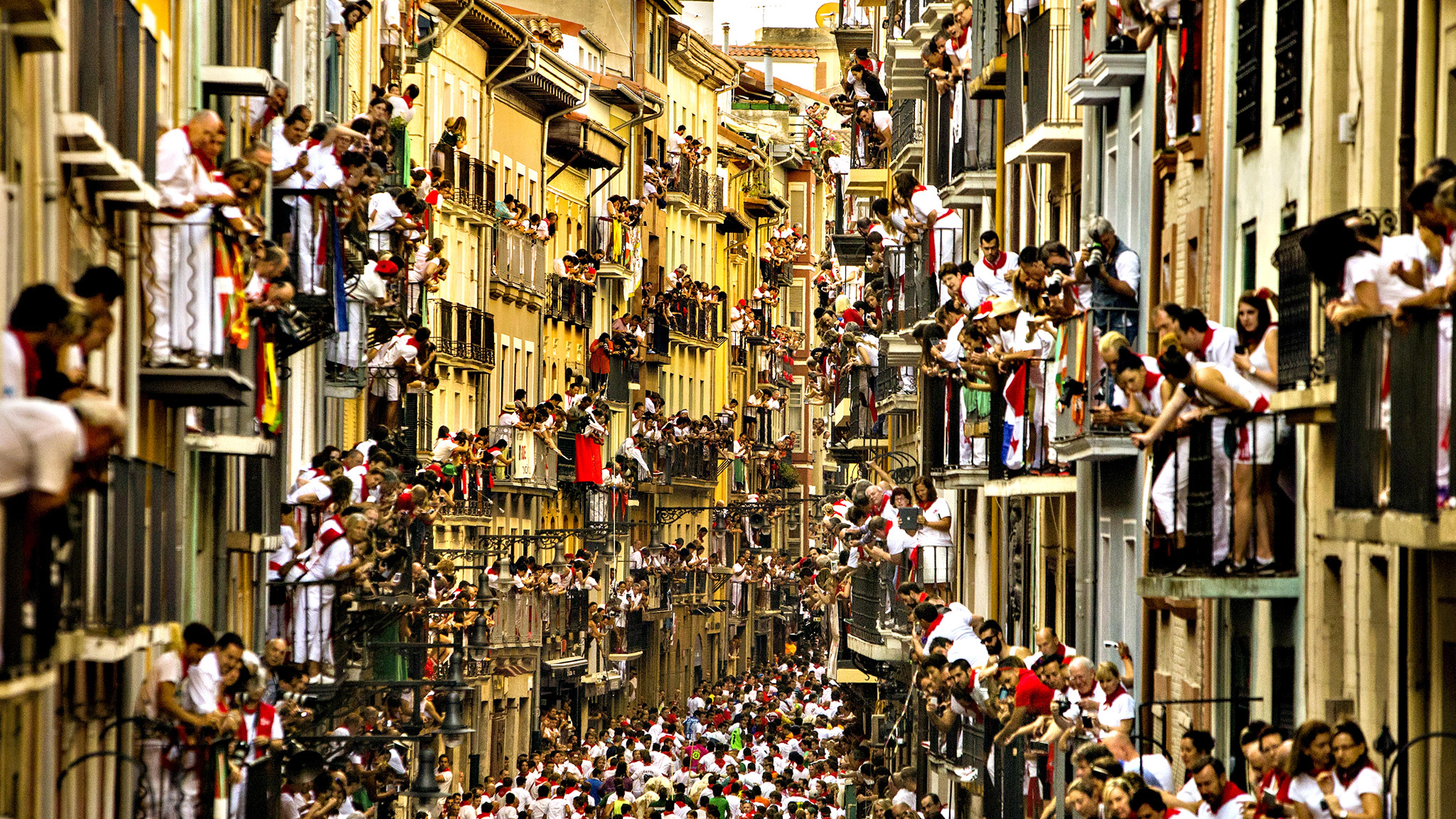 """8 дн./7 н. Тур """"Фиеста: из Страны Басков в Наварру дорогой Хемингуэя"""" с участием в празднике Сан-Фермин из Бильбао"""