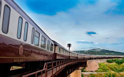 """Туристический Поезд класса """"люкс"""" Аль-Андалус"""