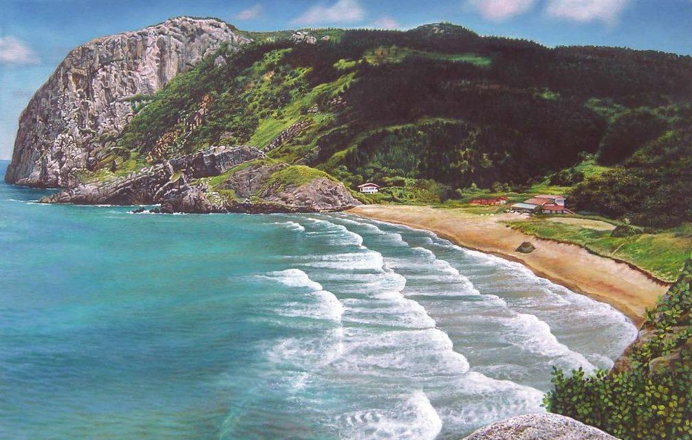 Серферский рай–побережье Страны Басков