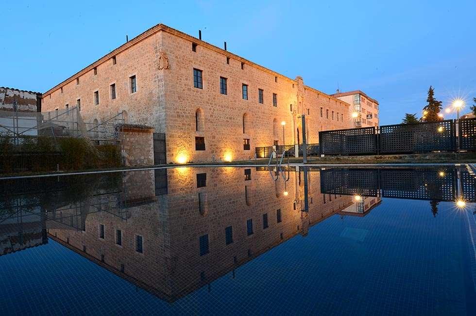 Отдых в термальном отеле Castilla Termal Burgo de Osma 4*