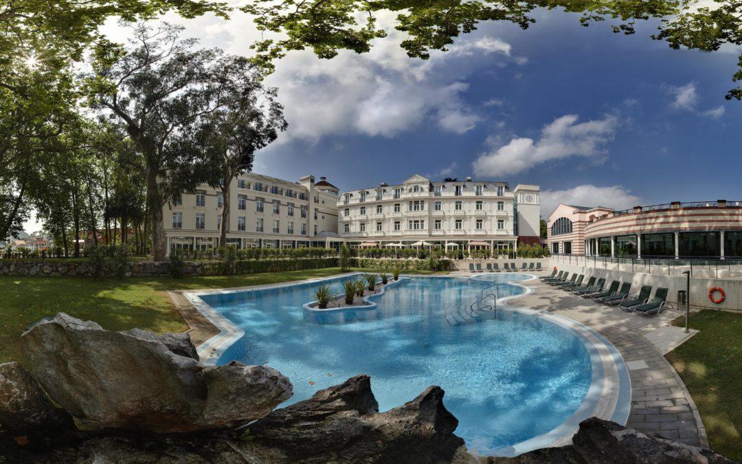 Пакетные предложения на 5-дневные релакс-туры в отеле Castilla Termal Balneario Solares 4****