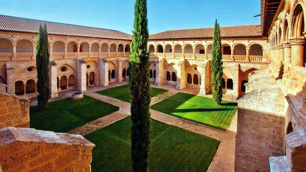 Hotel Castilla Termal Monasterio de Valbuena 5*****