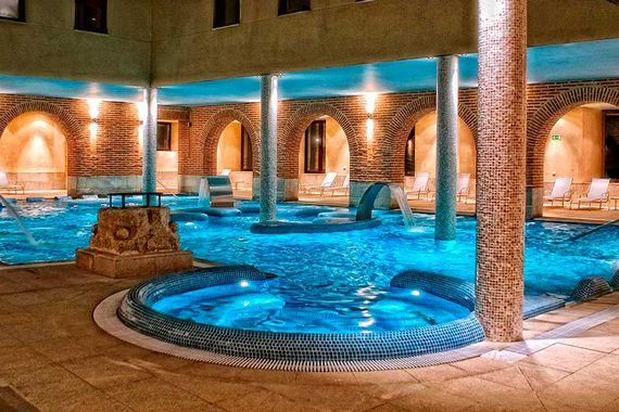 Отдых в термальном отеле Castilla Termal Balneario Olmedo 4*