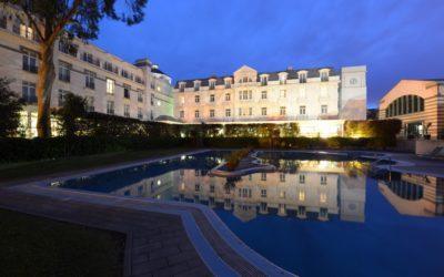 Отдых в отеле Castilla Termal Balneario Solares 4*