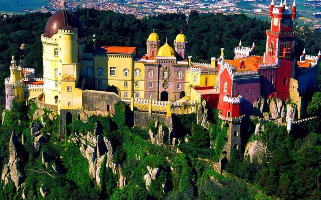 8 д./7 д. Тур «Мифы изумрудной долины» из Мадрида в Лиссабон 2020