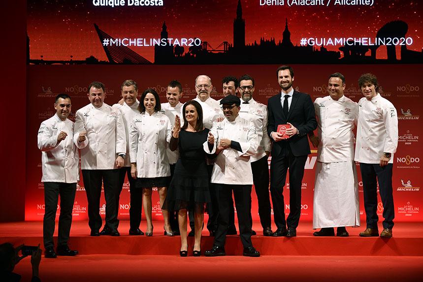 Ресторан Cenador de Amos в Кантабрии стал обаладтелем третьей звезды Michelin!
