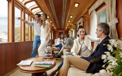 Туристический поезд Costa Verde Express