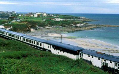 Туристический поезд COSTA VERDE EXPRESS Хихон-Бильбао